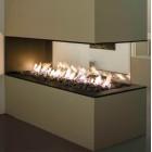 Газовый камин Gala EPI трехстороняя Vero Design (Бельгия)