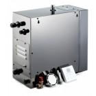 Парогенератор AIO с контрольной панелью, WI-FI модулем, двойным насос дозатором , автоотчисткой STEAMTEC