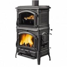 Отопительно-варочная печь Cast Iron (Isotta Forno) La Nordica