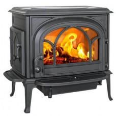 Чугунная печь-камин Jotul F 500 CB BR - ВИДЕО