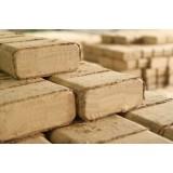Топливные древесные брикеты 1 тн