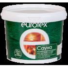 Защитный лак для бань и саун EUROTEX Сауна 2,5кг