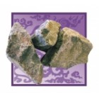 Камни для бани Габбро-диабаз в коробке (20кг.)