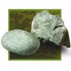 Камни для сауны Жадеит колотый в ведре (10 кг)
