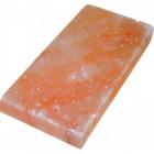 Плитка из гималайской соли 20*10*2,5см шлифованная