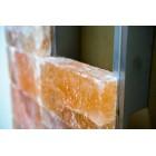 Кирпич гималайская соль с пропилом 200*100*50 для соляной стены