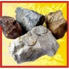 Камни для бани Кварцит в коробке (20кг.)