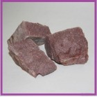 Камни для бани Кварцит малиновый 20кг