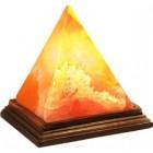Лампа гималайская соль Пирамида 3,6 кг