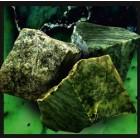 Камни для бани Нефрит колото-пиленый 10 кг, ведро
