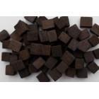 Щепа дубовая Премиум фракция кубическая сильный обжиг 150 гр.