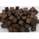 Щепа дубовая Премиум фракция кубическая средний обжиг 150 гр.