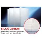 Теплоизоляционная плита Silka 250 из силиката кальция, для строительства каминов и печей (Германия)