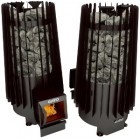 Печь для бани Grill'D Cometa Vega 180 long black