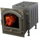 Чугунная печь для бани Гроза 24П
