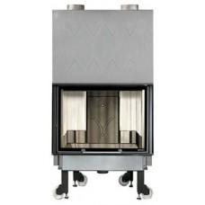 Топка Monoblocco Ironker 750 Piano шир.842 см - La Nordica